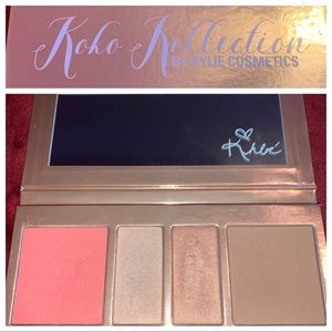 KoKo Kollection palette by Kylie Cosmetics